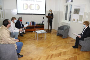 Predstavljanje Društvenog centra Drenova