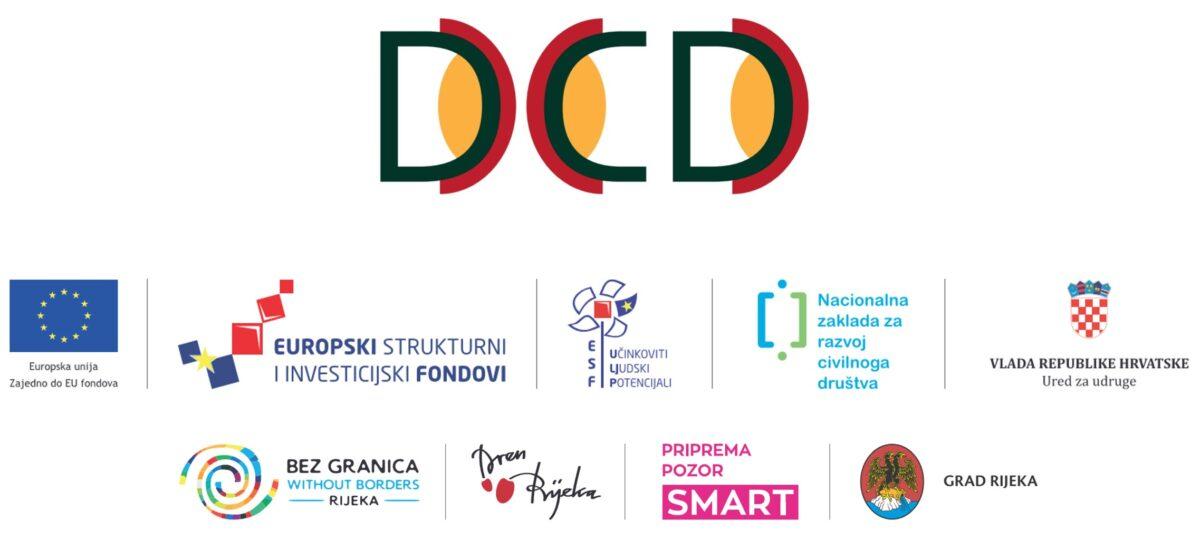 DCD Web - Naslovna